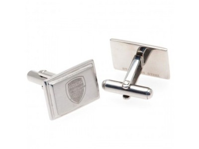 Arsenal manchetknapper - Stainless Steel Cufflinks