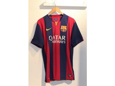 FC Barcelona hjemme trøje 2014/15 - Hansen 01