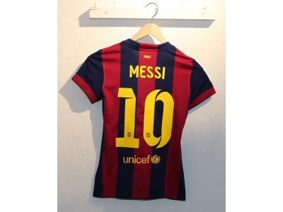 FC Barcelona hjemme trøje 2014/15 - dame - Messi 10
