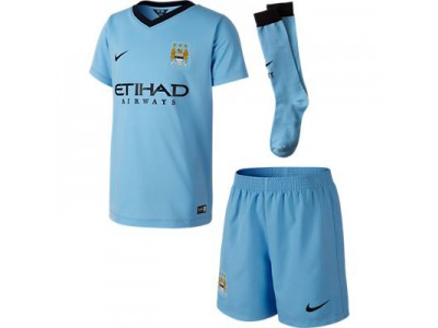 Manchester City hjemmebane minisæt - 2014/15