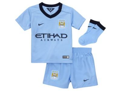 Manchester City hjemme sæt baby 2014/15