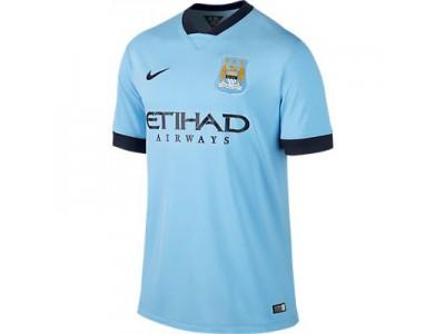 Manchester City hjemme trøje 2014/15
