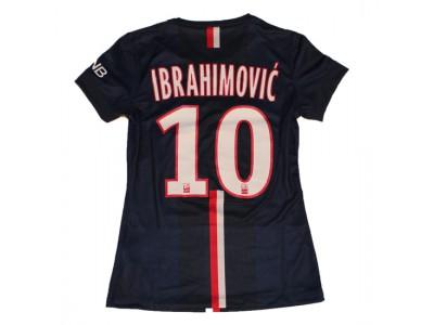 PSG hjemme trøje dame - Ibra 10