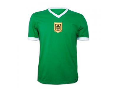 Tyskland ude trøje retro 1970erne