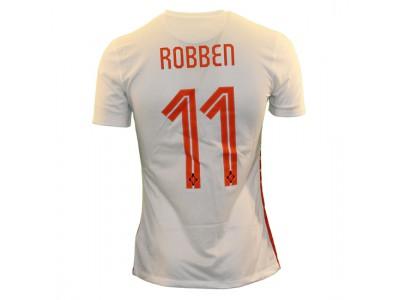 Holland ude trøje autentisk 2015 - Robben 11
