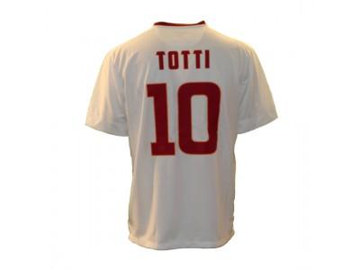 AS Roma ude trøje - Totti 10