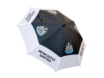 Newcastle United paraply - Golf Umbrella Double Canopy