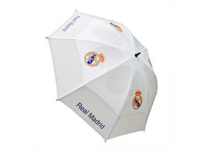 Real Madrid paraply - Golf Umbrella Double Canopy