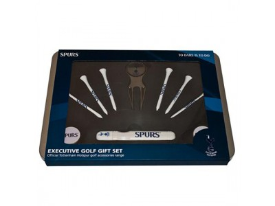 Tottenham Hotspur golf sæt - Executive Golf Gift Set