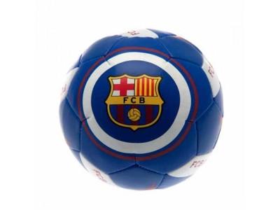FC Barcelona mini bold - Barca 4 inch Soft Ball BW