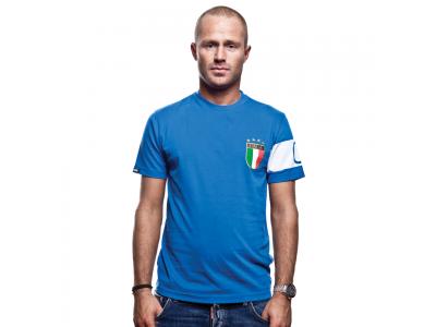 Italien Il Capitano T-Shirt - blå