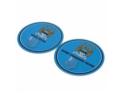 Manchester City krog - Robe Hooks