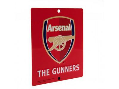 Arsenal vindues skilt - Window Sign Sq