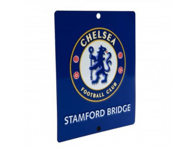 Chelsea vindues skilt - Window Sign SQ