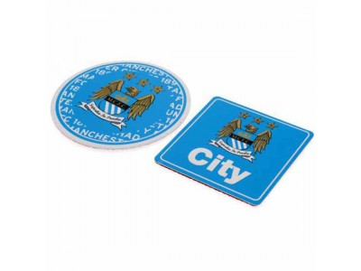 Manchester City skilt - Multi Surface Signs