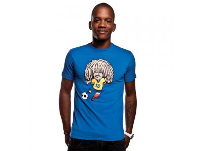 Copa Carlos T-Shirt - blå