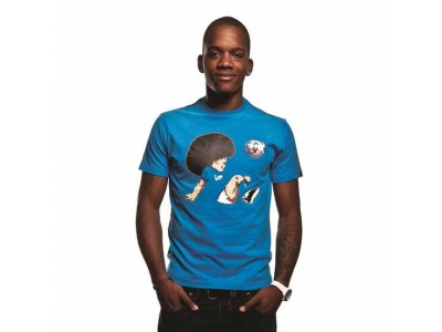 Funky Football T-Shirt - Maradona