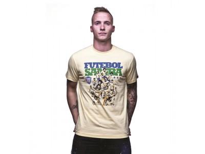 Futebol Samba T-Shirt - gul