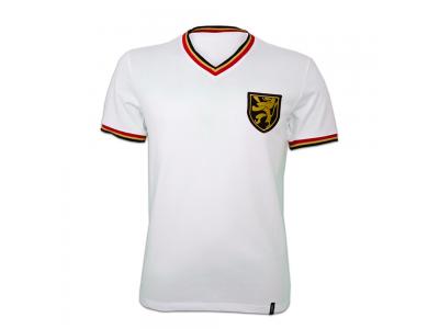 Belgien 1970erne udebane Retro Trøje