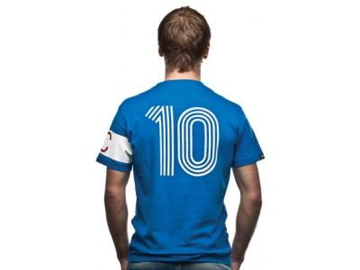 Frankrig Capitaine T-Shirt   France anfører tee