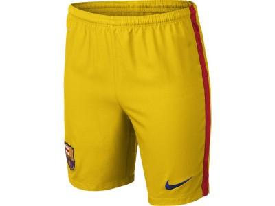 FC Barcelona målmands hjemme shorts 2015/16 – børn