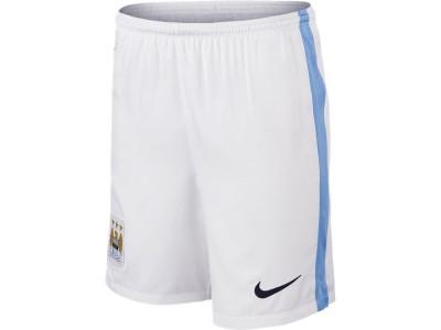 Manchester City hjemme shorts 2015/16 – børn