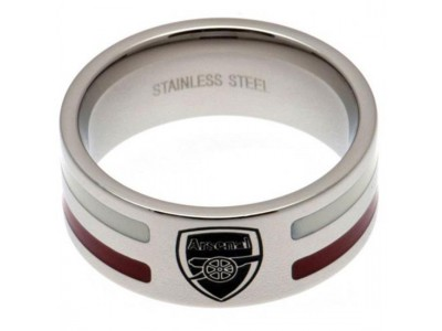 Arsenal ring - Colour Stripe Ring - Small