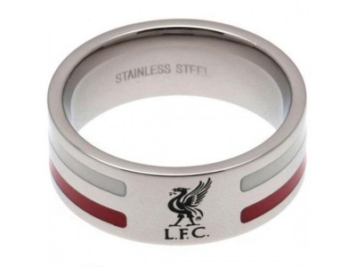 Liverpool ring - LFC Colour Stripe Ring - Medium