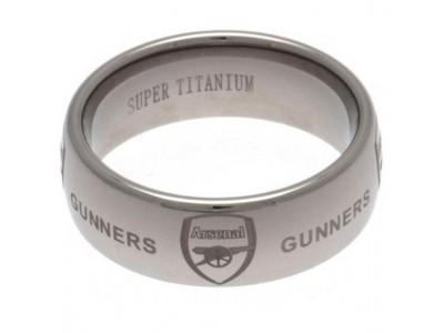 Arsenal ring - Super Titanium Ring - Medium