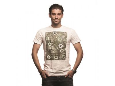 City of Dreams T-Shirt - hvid