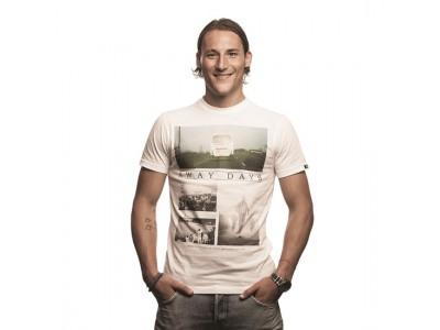Away Days T-Shirt - hvid