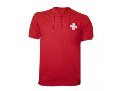Schweiz VM 1954 retro trøje