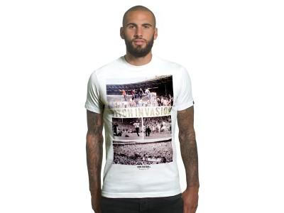 Pitch Invasion T-Shirt i farven hvid