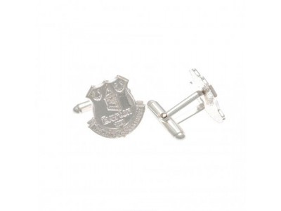 Everton manchetknapper - EFC Sterling Silver Cufflinks