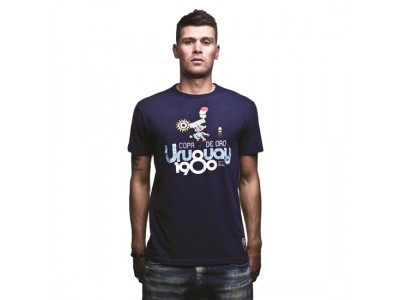 Uruguay 1980 T-Shirt - mørkeblå