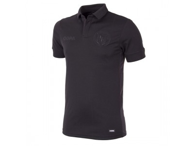 Copa All Black Football Shirt