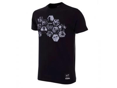 George Best tshirt - Hexagon T-Shirt