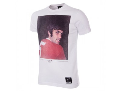 George Best tshirt - Old Trafford T-Shirt