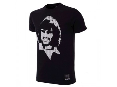 George Best tshirt - Repeat Logo T-Shirt
