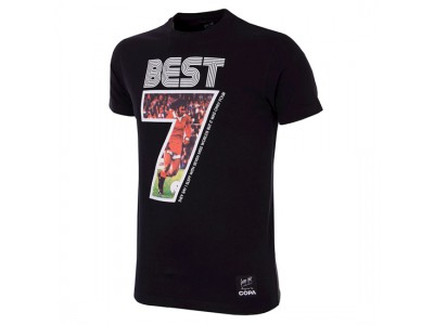 George Best tshirt - Miss World T-Shirt