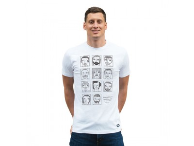 Badly Drawn Footballers T-Shirt