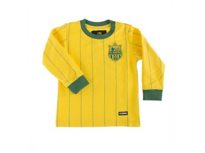FC Nantes t-shirt 'My First Football Shirt' L/Æ - børn