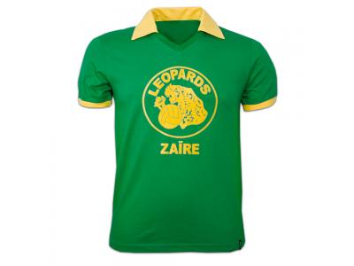 Zaire VM 1974 retro trøje