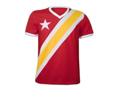 Congo 1968 African Cup retro trøje