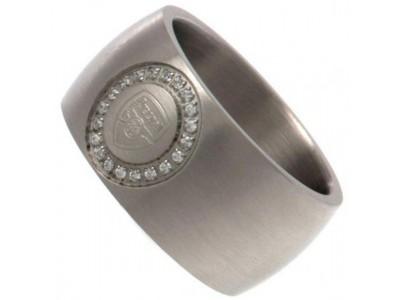 Arsenal ring - Stone Set Ring - Medium