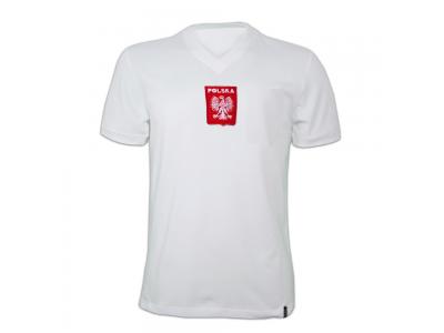Polen 1970erne retro trøje