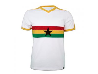 Ghana 1980erne retro trøje