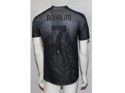 Nike Dri Fit trøje Ronaldo 7 - black out