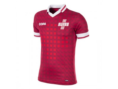 Schweiz Football Shirt
