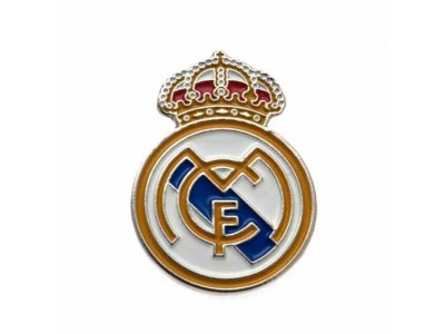 Real Madrid mærke - RMFC Badge